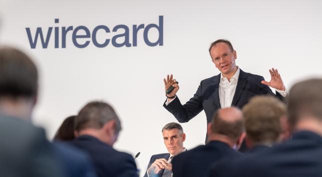 Wirecard Konferenz